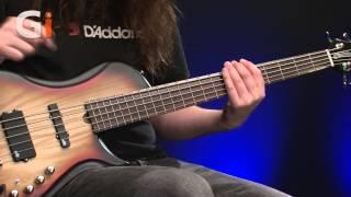 Download Lagu Brubaker Brute MJXSC Bass Review   Guitar Interactive Magazine Issue 26 Mp3