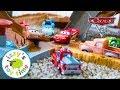Cars 3 Thunder Hollow Challenge Lightning McQueen Toy Cars for Kids from Disney Pixar Video Children