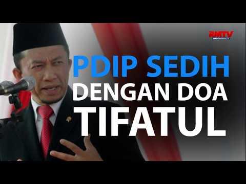 PDIP Sedih Dengan Doa Tifatul