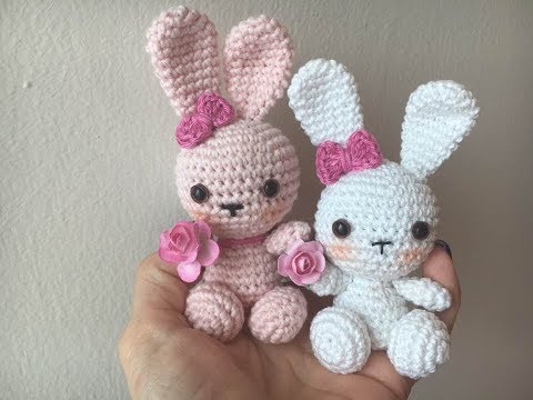 Teje Conejo Amigurumis By Petus (English Subtitles)