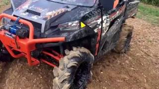 3. Polaris Ranger 900 Highlifter edition