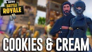 Video Cookies and Cream! - Fortnite Battle Royale Gameplay - Ninja & Myth Duos MP3, 3GP, MP4, WEBM, AVI, FLV Juni 2018