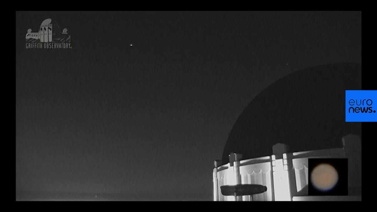 Ο Αρης στο κοντινότερο σημείο από τη Γη εδώ και 15 χρόνια
