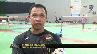 Video Richard Mainaky Lahirkan Duet Emas Owi/Butet MP3, 3GP, MP4, WEBM, AVI, FLV November 2018