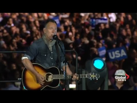 Long Walk Home - Bruce Springsteen (live at Independence Mall, Philadelphia 2016)