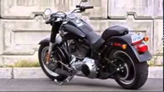 10. 2015 New Harley Davidson Fatboy lo Review Price Specs Concept Complete Slide