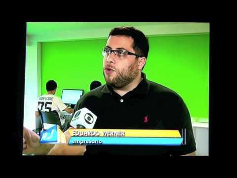 Boa da Serra no Jornal Inter TV 2 Edição - Rede Globo