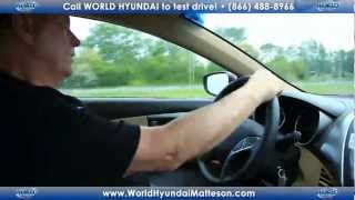 2013 Hyundai Elantra Virtual Test Drive At World Hyundai Matteson