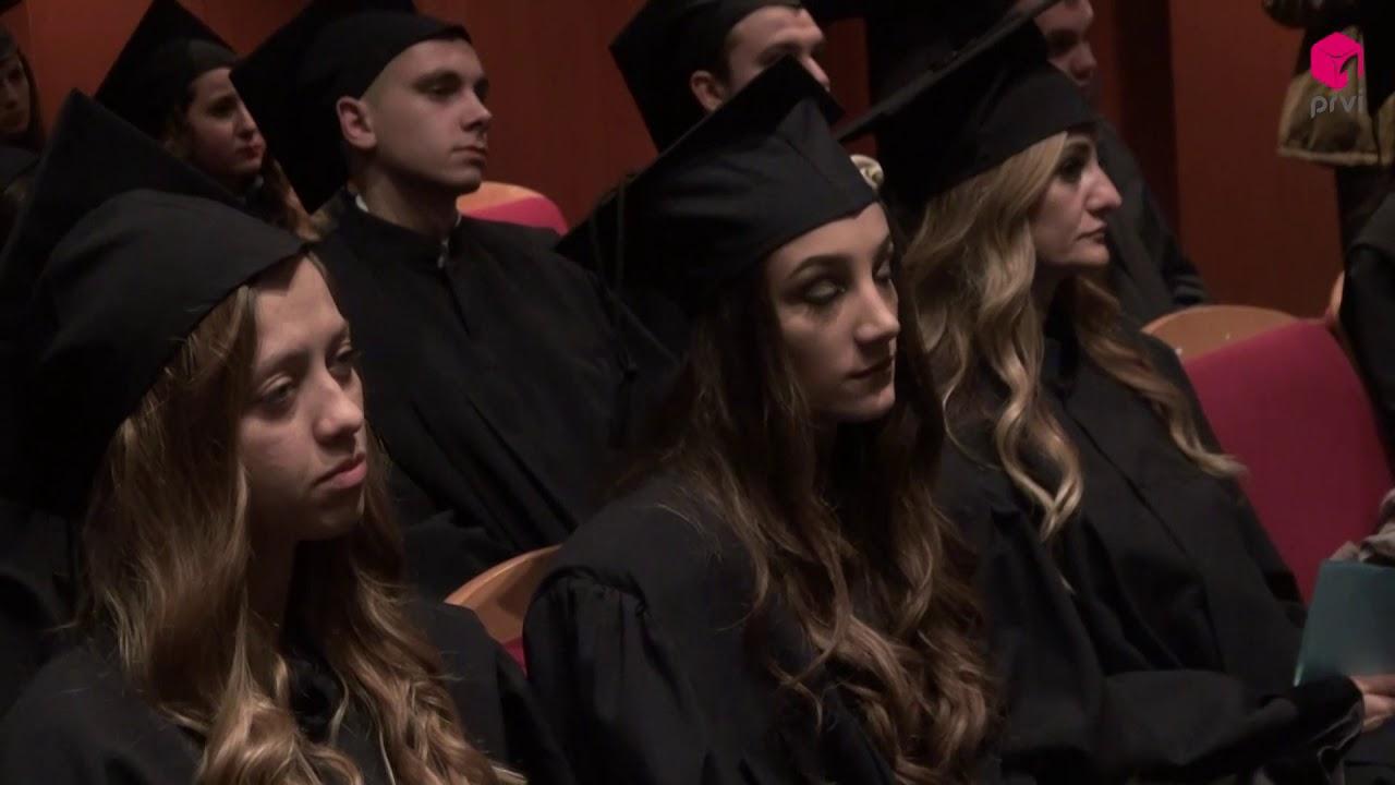 Filozofski fakultet svečano promovirao 389 diplomanata
