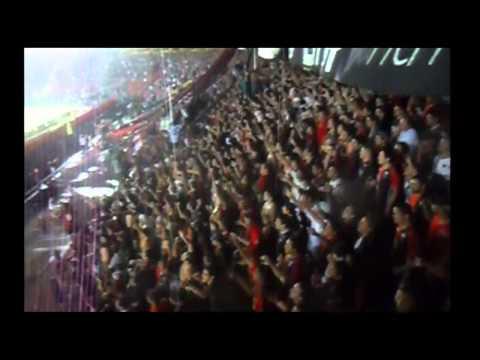Video - Colón 1 vs. Arsenal 0 | Fiesta Negra bajo la lluvia - Los de Siempre - Colón - Argentina