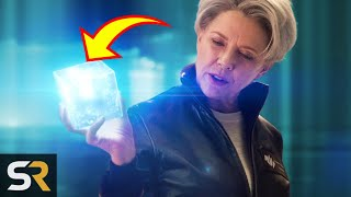 Video Captain Marvel Answered An Important Question About The Tesseract MP3, 3GP, MP4, WEBM, AVI, FLV Mei 2019