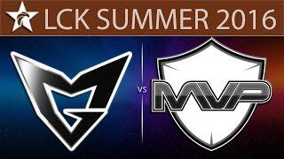 Samsung vs MVP, game 1