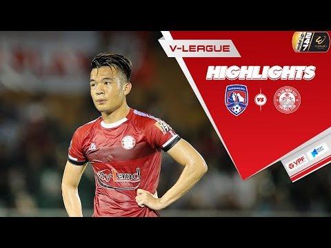 Hoàng Thịnh sút xa bất ngờ, TPHCM lấy trọn 3 điểm kịch tính trước Than Quảng Ninh | VPF Media - Thời lượng: 5:42.
