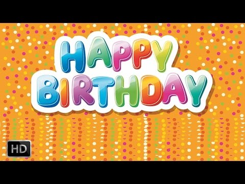 Congratulations And Celebrations -Birthday Party Song