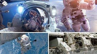 Video মহাকাশ স্টেশনে বিজ্ঞানীরা যেভাবে কাজ করেন, দেখুন সেই দুর্লভ চিত্র । International Space Station MP3, 3GP, MP4, WEBM, AVI, FLV Agustus 2018