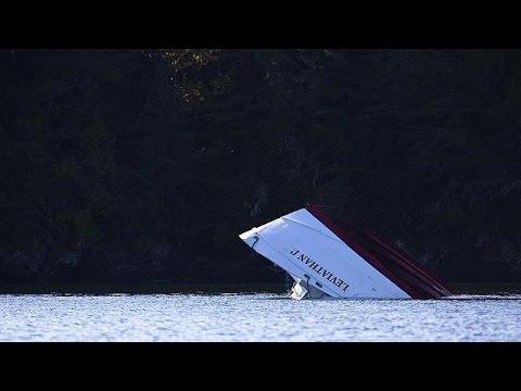 Καναδάς: Το πλοίο παρατήρησης φαλαινών «δεν πρόλαβε να εκπέμψει SOS»