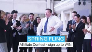 Spring Fling Affiliate Contest!