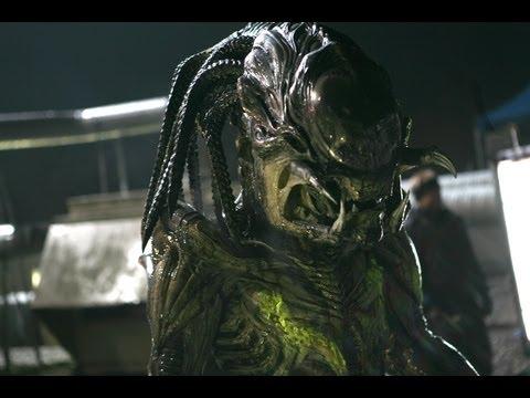 AVPR Sculpting Pred-Alien ALIENS VS PREDATOR REQUIEM