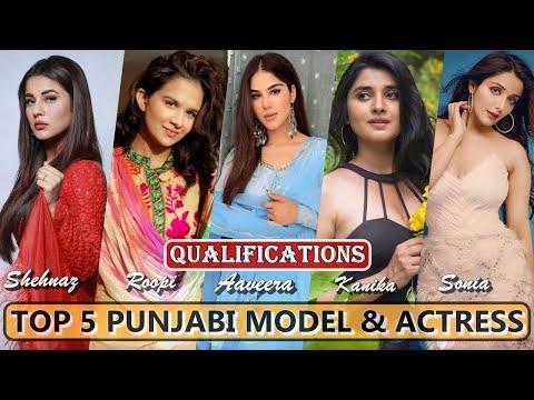 Top 5 Punjabi Female Models | Qualification & Career | Ep 10 | 2019 @Desi Punjabi Swag