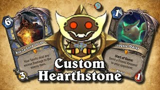 Video TOP CUSTOM CARDS OF THE WEEK #2 - Review - Hearthstone MP3, 3GP, MP4, WEBM, AVI, FLV Juni 2018