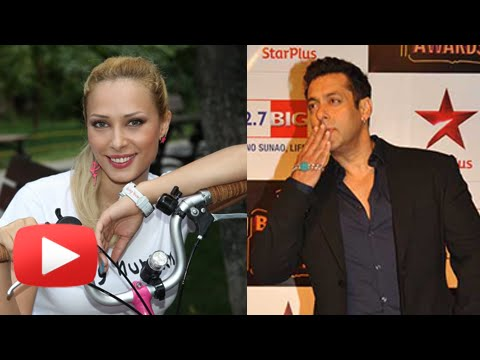 Salman Khan's Girlfriend Iulia Vantur Watches Bajr
