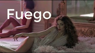 Video Eleni Foureira - Fuego (Lyrics) MP3, 3GP, MP4, WEBM, AVI, FLV Agustus 2018