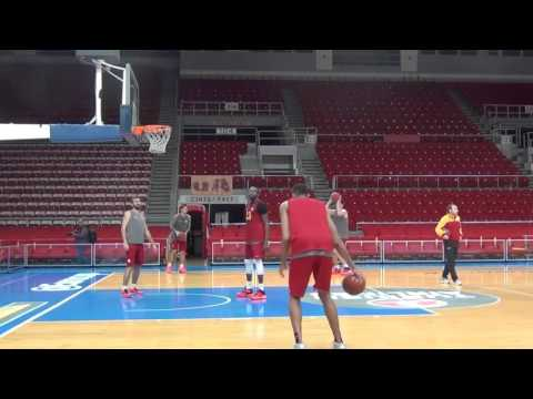 Eurocup Finals pre-game interview: Blake Schilb, Galatasaray Odeabank Istanbul