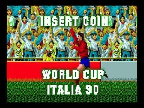 world cup italia 90 megadrive controls