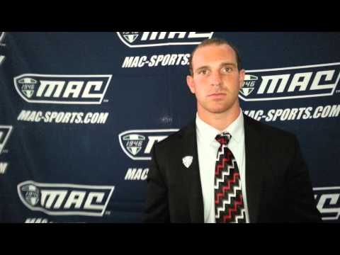 MAC Media Day: Jordan Lynch video.