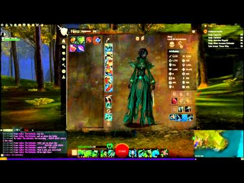 guild wars 2 necromancer - Insane PvP Necromancer Build using the Axe and Focus! Guild Wars 2 (Gw2). It has Insane DPS and Defense! It even includes an Epic Montage on my channel. Perf...