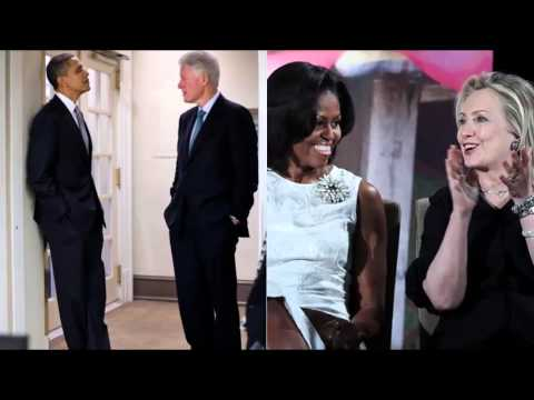 Blood Feud The Clintons vs the Obamas by Edward Klein