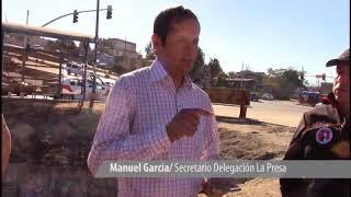 Autoridades dejan desechos y autos quemados en terrenos de la CFE