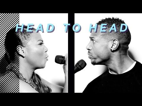 Lip Sync Battle Ep 10 Titles: Queen Latifah vs. Marlon Wayans