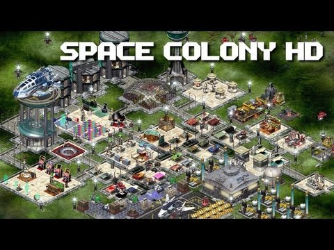 space colony pc trainer