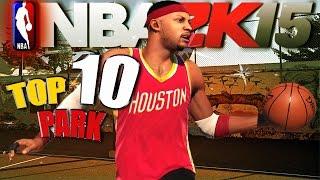 NBA 2K15 TOP 10 PARK PLAYS Of The WEEK #3