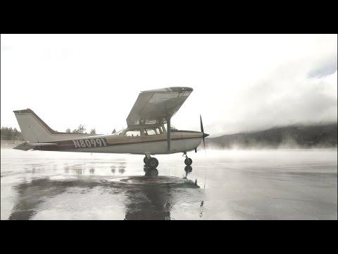 Cessna 172 | Aborted Takeoff | Mountainous Airport
