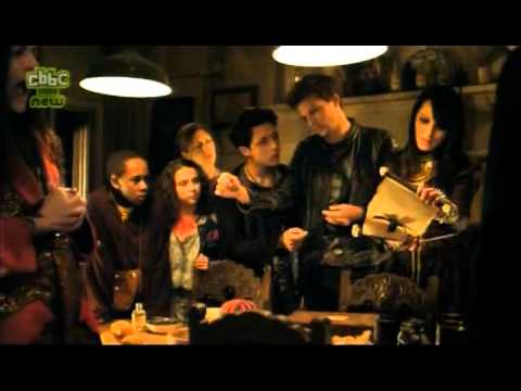 Young Dracula S5 E6 The Enemy Within