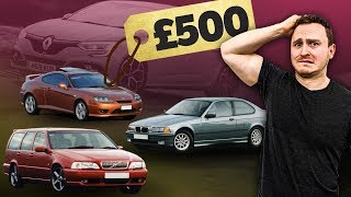 £500 Track Car Challenge by Car Throttle