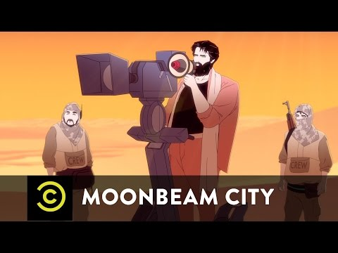 Moonbeam City - Dazzle in the Director's Chair