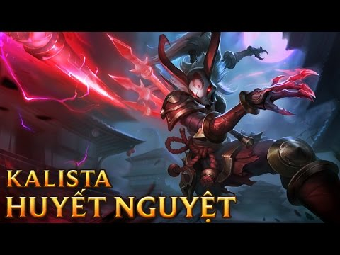 Kalista Huyết Nguyệt