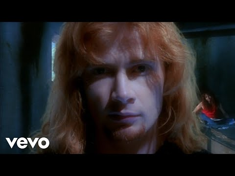 Megadeth - Sweating Bullets (1993) [HD 720p]