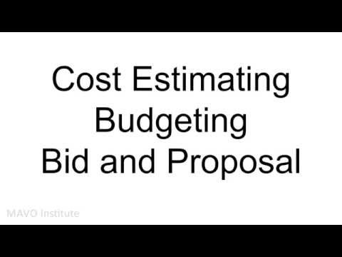 Project Management Tutorial: Cost Planning in Project Management