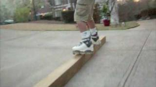 How To Frontside Grind On Aggressive Skates