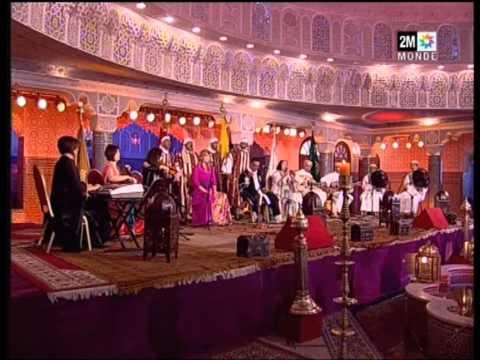 """Ali Alaoui & Moultaqa Salam: chants soufis marocains et chant chrétien """"Moulena Allah"""" & """"O Salutaris"""""""
