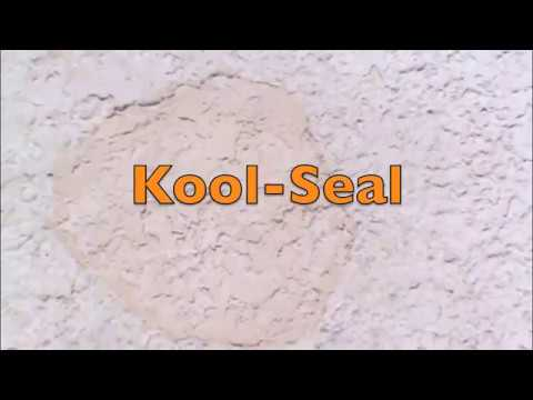 Kool-Seal Deck Repair
