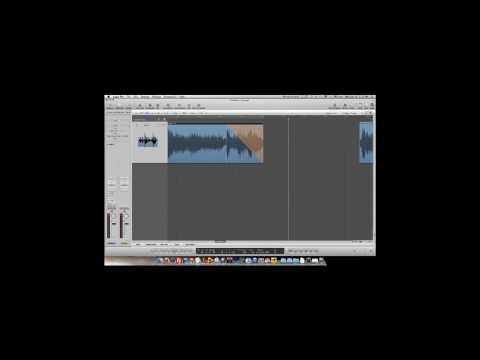 How To – Logic Pro 9 Vinyl/Tape Slowdown Effect – Music Production Tutorial
