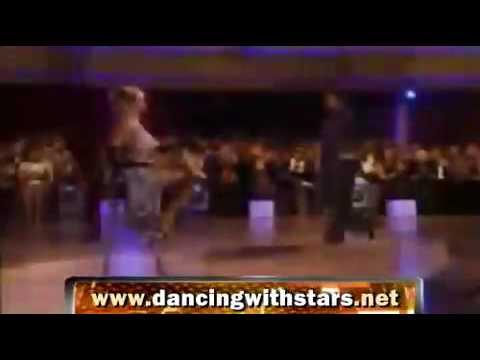 Holly Madison (Playboy girl) & Dmitry [ Argentine TANGO - Night 4 ] – Dancing with the Stars March30