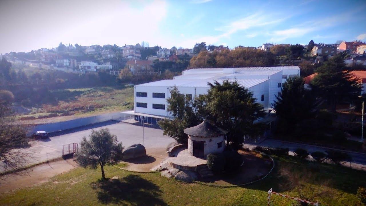 Colegio Peñarredonda (vista aérea)