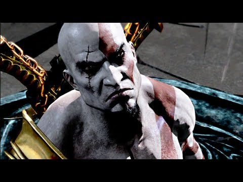 God of War III All Cutscenes Story Gameplay Kratos Movie - God of War 3