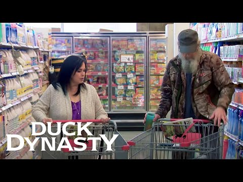 Duck Dynasty: Si's New Hobby: Couponing (Season 6, Episode 7) | Duck Dynasty